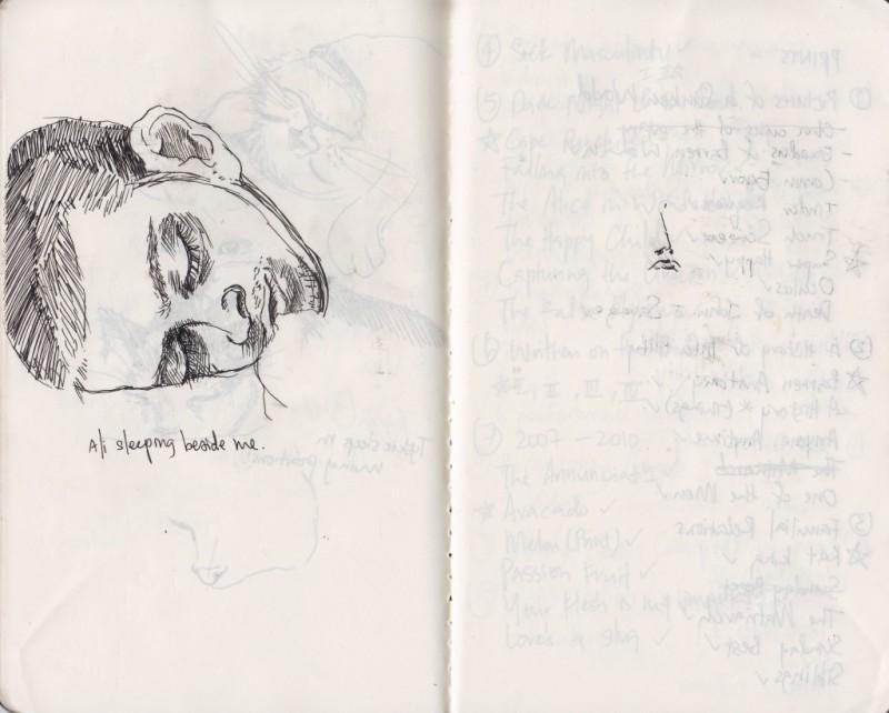 Sketch Ali